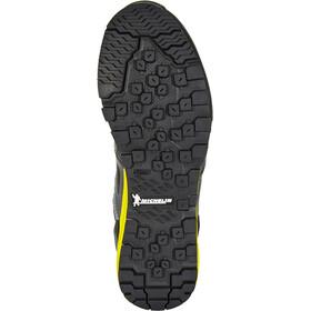 Mammut M's Alnasca Knit Low GTX Shoes black-citron